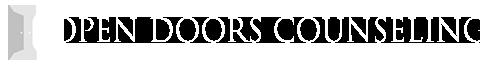 open doors counseling logo